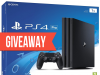 PS4 Pro For International Giveaway 2017