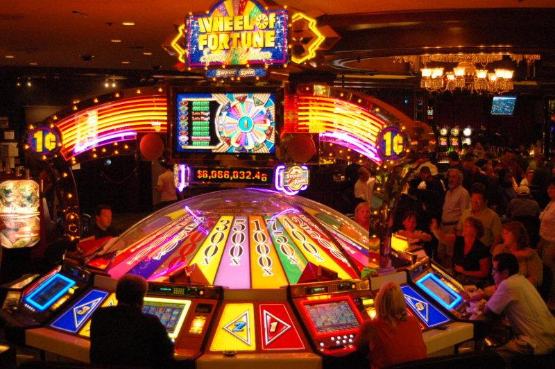 Famous Casino Hotels In Las Vegas