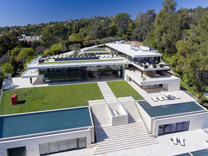20 pictures of beyonce and jay zs new california house