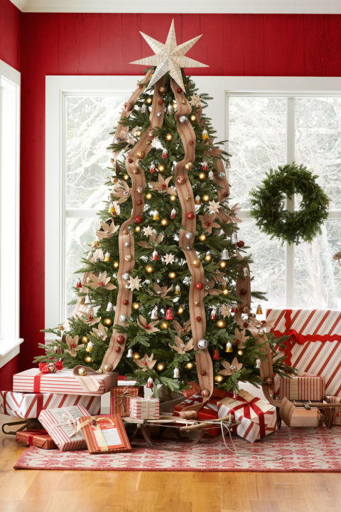 50 Christmas Tree Decoration Ideas For Home Blogrope