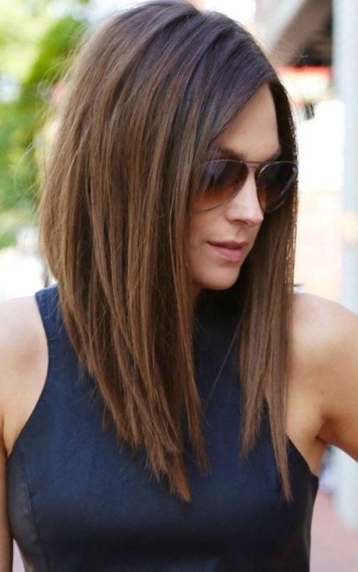 Best 25 Haircut 2017 Ideas On Pinterest Straight Lobs Lob And Haircuts Medium Lengths